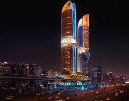 W Dubaju powstaje pierwszy na świecie luksusowy hotel z plażą i... lasem deszczowym! Jak wygląda?
