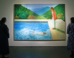 Obraz Davida Hockney'a sprzedany na aukcji za… 90 milionów dolarów!