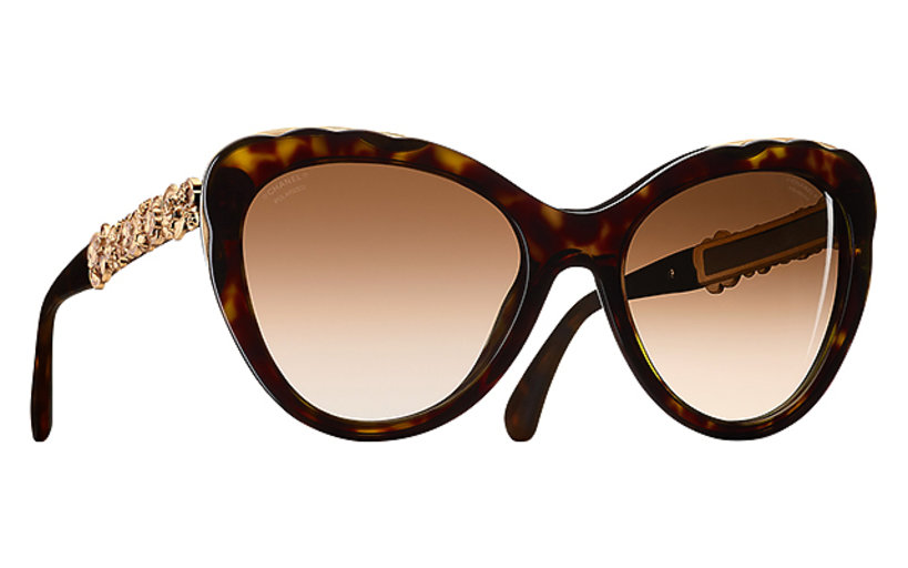 cb3b098de0d94a Zachwycająca nowa kolekcja okularów domu mody Chanel | Viva.pl