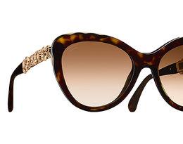 """Okulary Chanel z kolekcji """"Bijou"""" na wiosnę - lato 2016"""