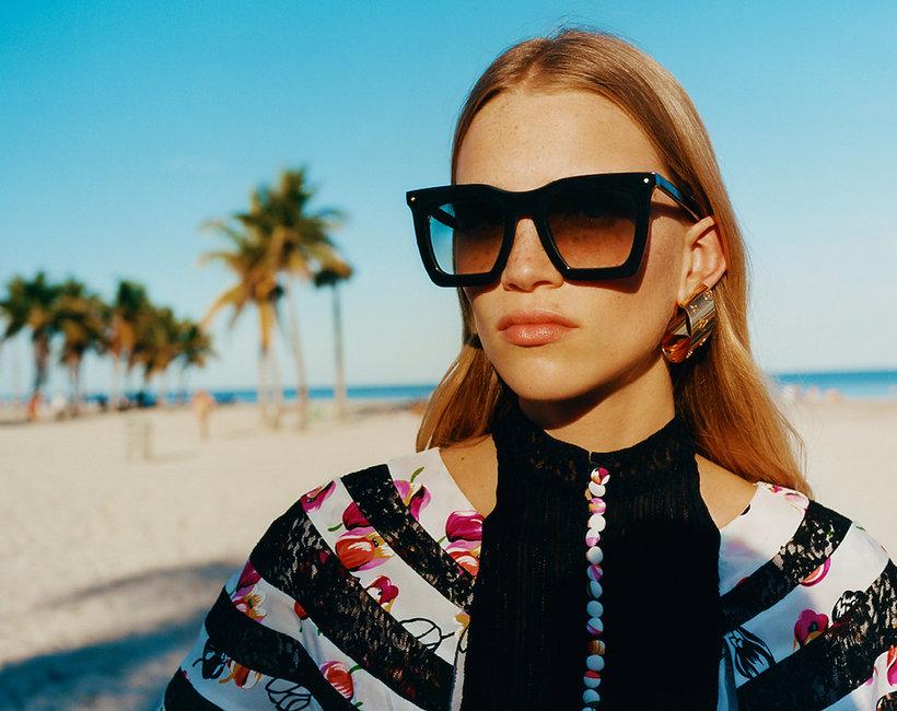 Okulary Louis Vuitton na wiosnę lato 2019