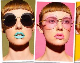 Karen Walker przedstawia okulary przeciwsłoneczne, które zastępują… makijaż! Jak to możliwe?
