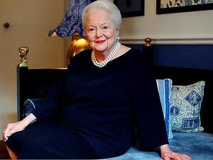 """Olivia de Havilland, ostatnia żyjąca gwiazda filmu """"Przeminęło z wiatrem"""""""