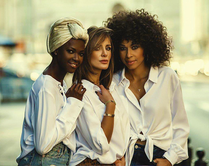 Omenaa Mensah, Sara Boruc-Mannei koszule pod hasłem Women For Tolerance