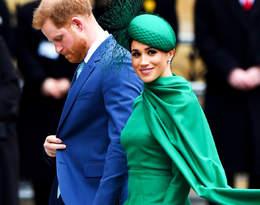 Zielona kreacja księżnej Meghan to w rzeczywistości... sukienka zemsty! Zwróciliście na to uwagę?