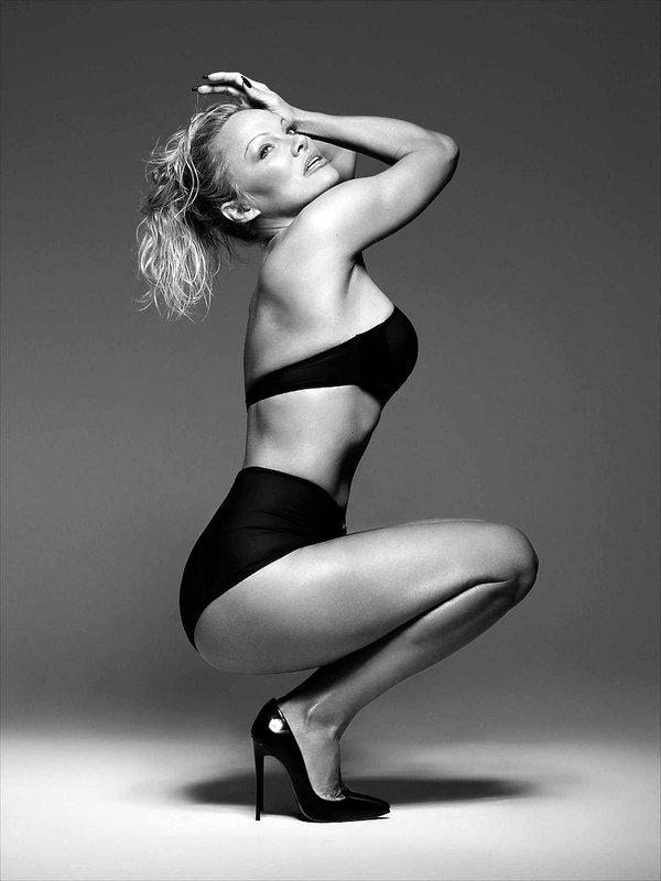 Pamela Anderson w  kampanię bielizny Coco De Mer's