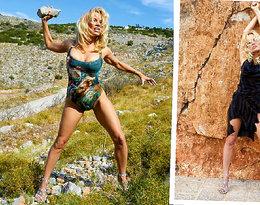 Pamela Anderson została twarzą kampanii Vivienne Westwood! Czegoś takiego nie widzieliście!