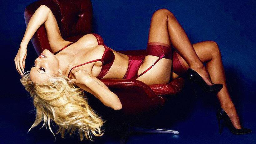 Pamela Anderson zaprojektowała linię bielizny Coco de Mer
