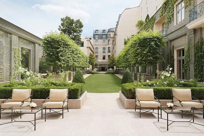 Paryski hotel Ritz