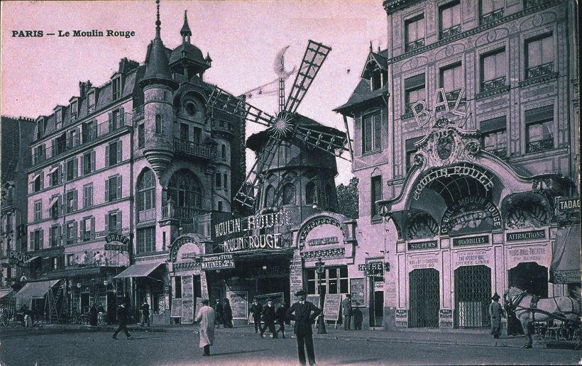 Paryski Moulin Rouge obchodzi 130. urodziny