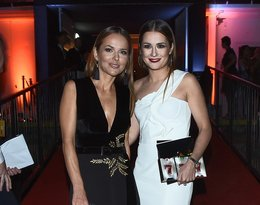 Paulina Sykut-Jeżyna i Laurelle na Flesz Fashion Night