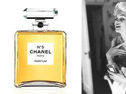Perfumy Chanel Nº5, Marilyn Monroe