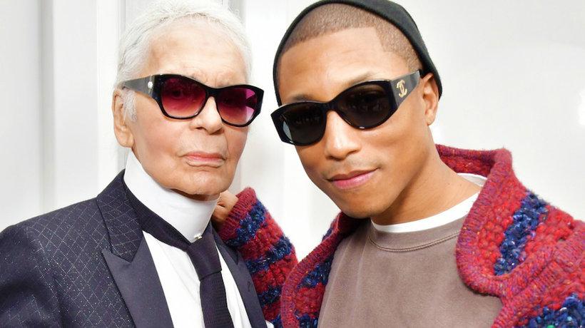 Pharrell Williams zaprojektował buty sportowe dla Chanel