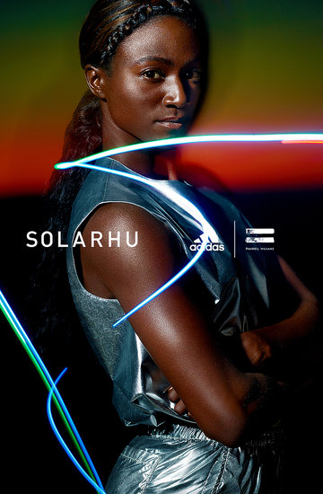 Pharrell Williams zaprojektował kolejną kolekcję dla Adidasa