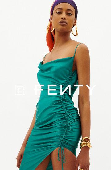 Pierwsza kampania luksusowej marki Fenty Rihanny