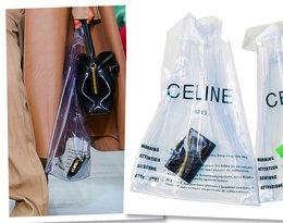Dlaczego plastikowa torba na zakupy marki Céline kosztuje... trzy tysiące złotych?
