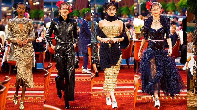 Pokaz Chanel kolekcja Métiers d'Art