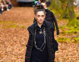 Pokaz Chanel na jesień 2018