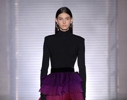 Pokaz givenchy haute couture na wiosnę 2018