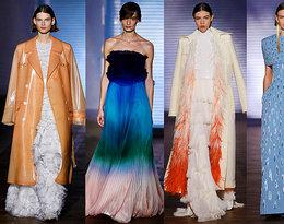 Pierwsza kolekcja haute couture nowej dyrektor kreatywnej Givenchy Clare Waight Keller! Znalazły się w niej też… kreacje dla mężczyzn!