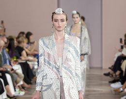 Pokaz haute couture Armani Prive na jesień zimę 2019/20