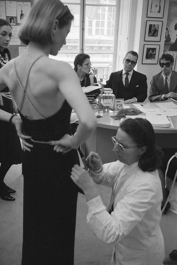Pokaz haute couture  Chanel