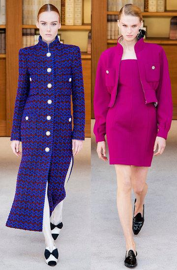 Pokaz haute couture Chanel na jesień zimę 2019/20