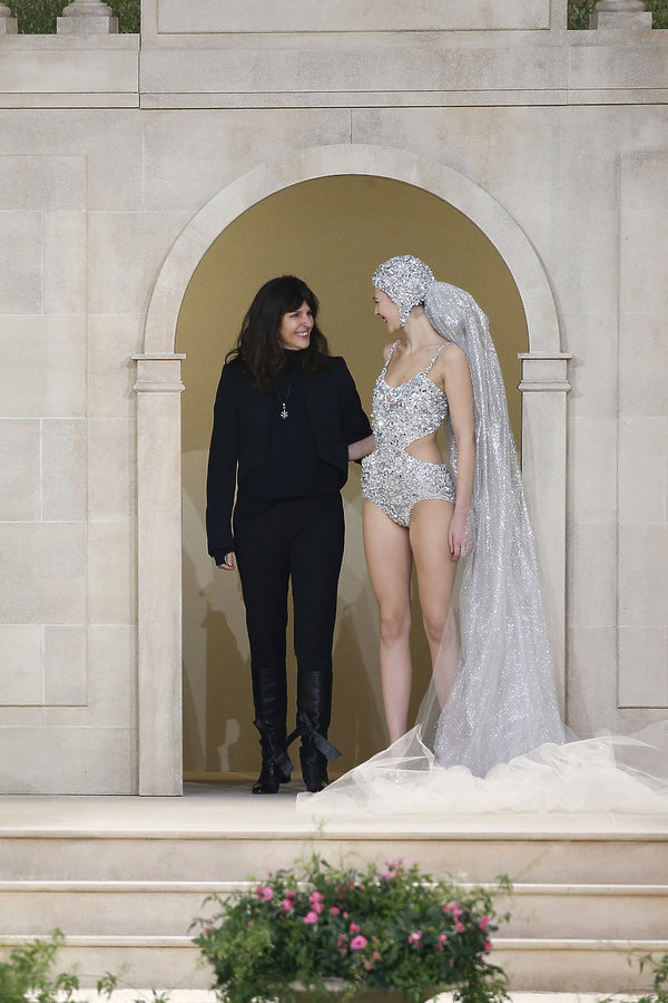 Pokaz haute couture Chanel na wiosnę lato 2019