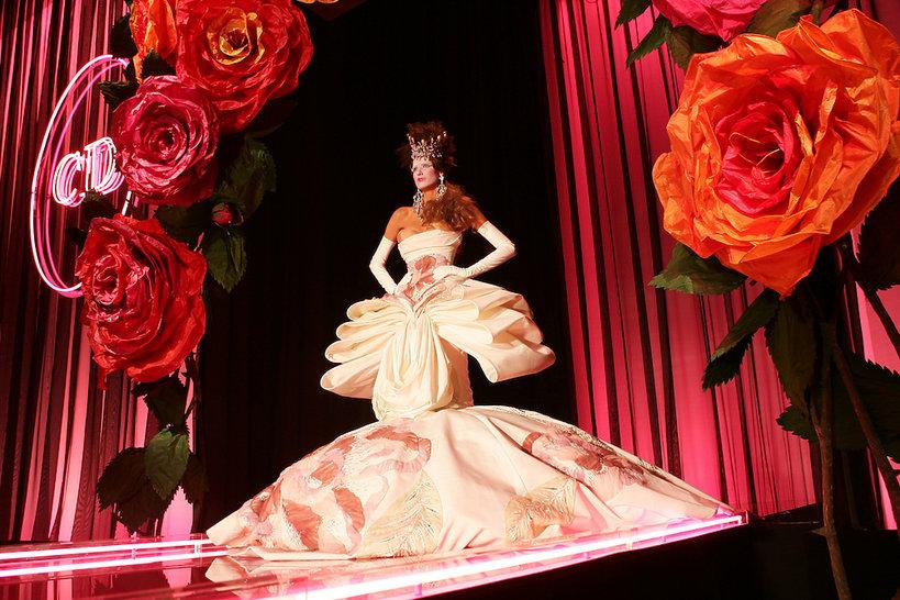Pokaz haute couture  Dior