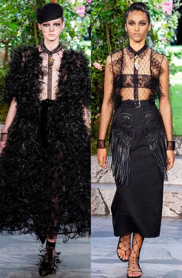 Pokaz haute couture Dior na jesień zimę 2019/20