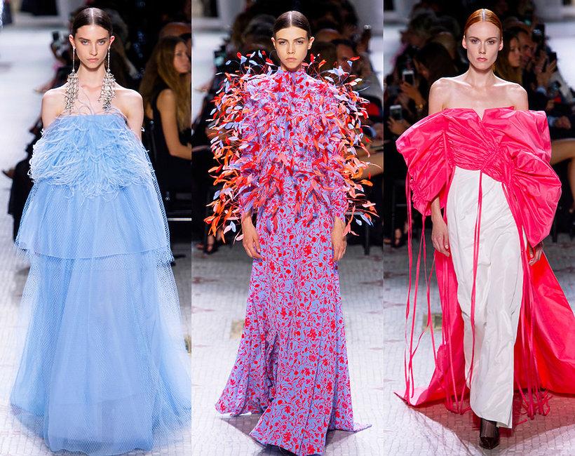 Pokaz haute couture Givenchy na jesień zimę 2019/20