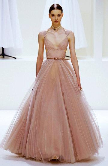 Pokaz kolekcji haute couture Diora