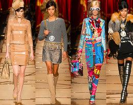 Kiedy śmieci stają się… modą! Ostatni pokaz Moschino był naprawdę prowokujący!