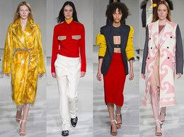 Pokaz kolekcji Rafa Simonsa dla marki Calvin Klein na jesień 2017