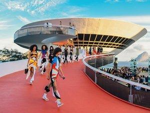 Pokaz Louis Vuitton Resort 2017 w Rio de Janeiro