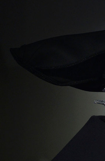 Pokaz Rei Kawakubo z Comme des Garçons na wiosnę 2017