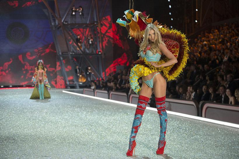 Pokaz Victoria's Secret w Paryżu