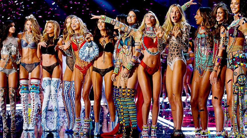 Pokaz Victoria's Secret w Szanghaju