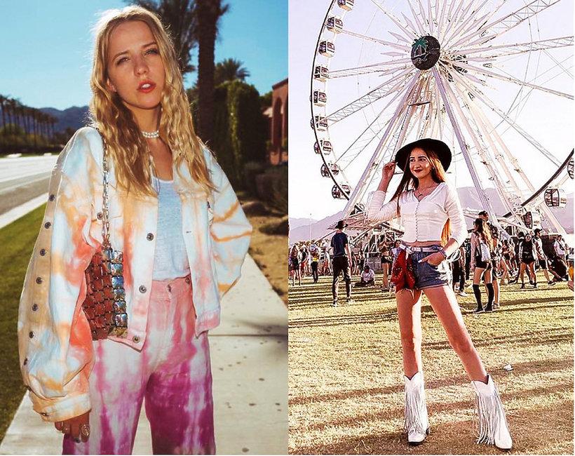 Polki na Coachella 2019