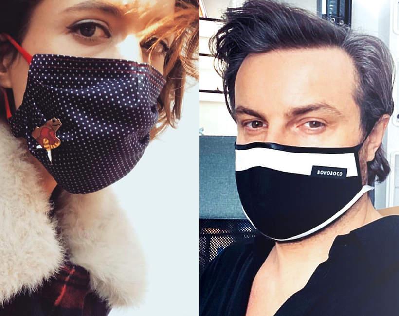 Polscy projektanci i marki szyją maseczki na twarz
