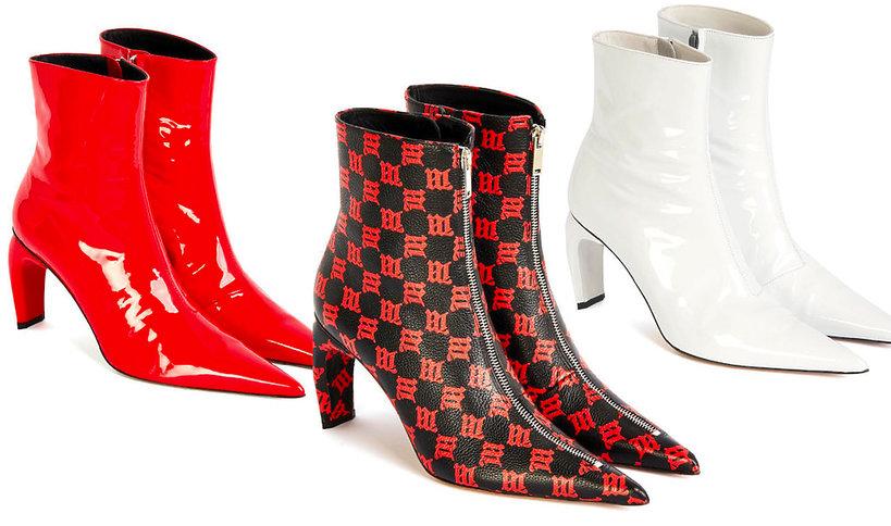 Polska marka Misbhv wprowadza debiutancką kolekcję butów