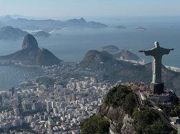 Pomnik Chrystusa Odkupiciela, Rio de Janeiro