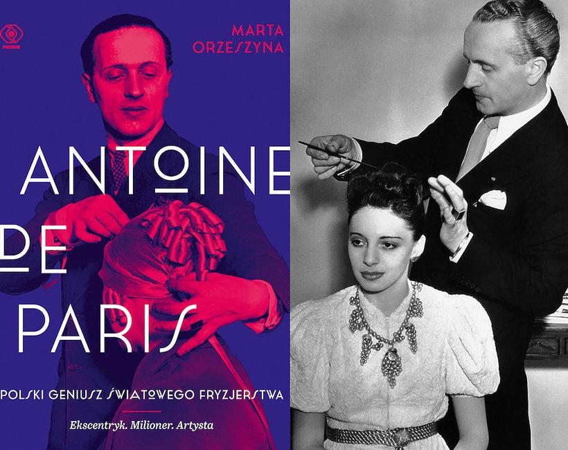Premiera książki Antoine de Paris, Marta Orzeszyna, Rebis