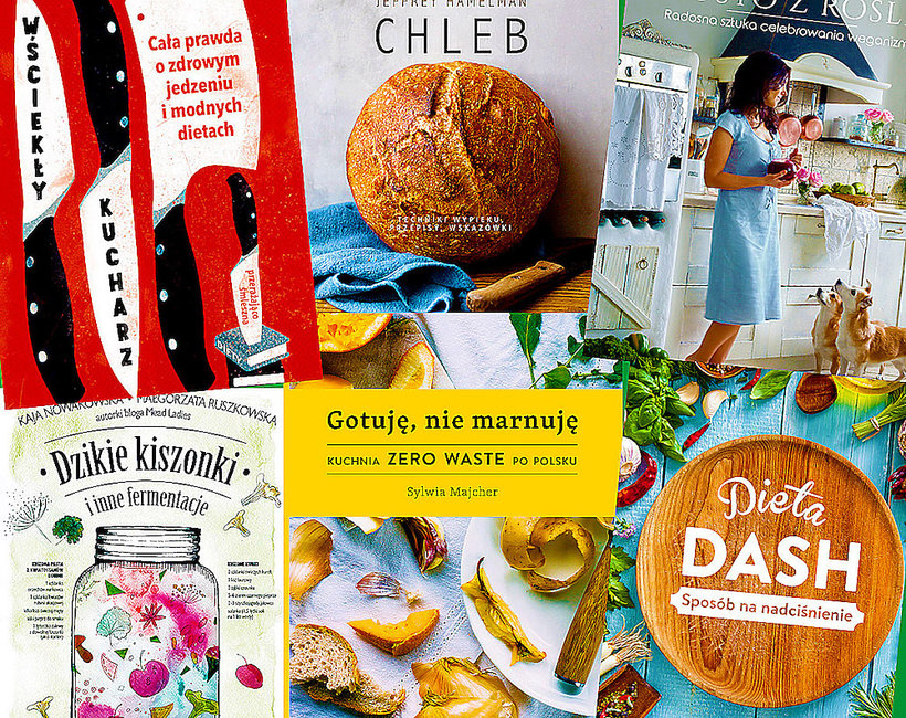 premiery książki kulinarne jesień 2018