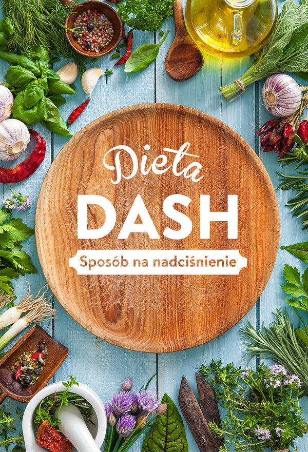 premiery książki kulinarne jesień 2018, Beata Woźniak, Dieta Dash, Buchmann