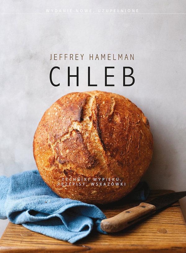 premiery książki kulinarne jesień 2018, effrey Hamelman, Chleb, Buchmann