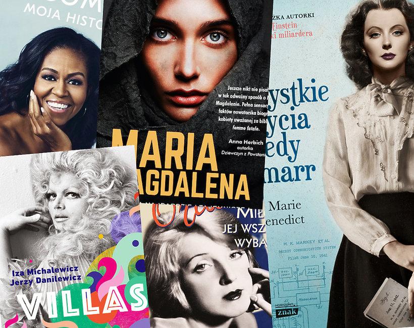 Premiery książki styczeń luty 2019, biografie