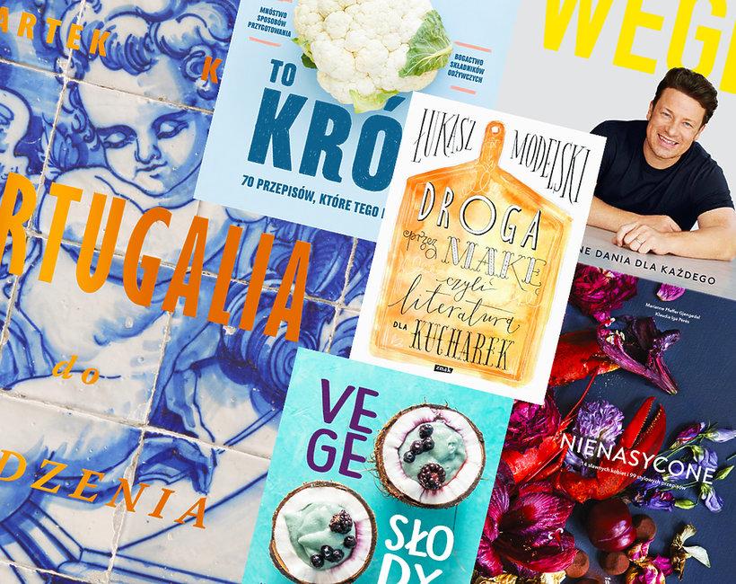 Prezenty na mikołajki książki kulinarne 2019
