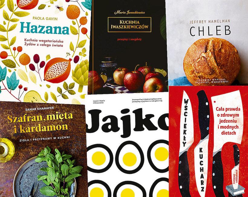 Prezenty na mikołajki książki kulinarne