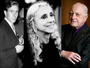 Projektanci i fotografowie ze świata mody, którzy zmarli w ciągu ostatnich dwunastu miesięcy